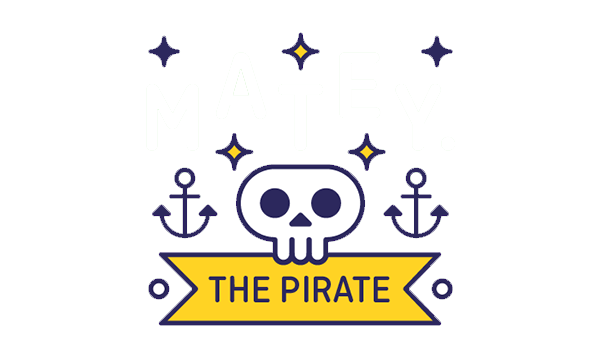 MATEY THE PIRATE